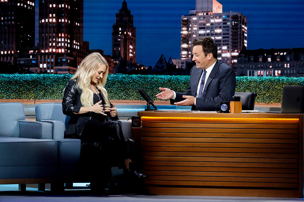 Carrie Underwood, The Tonight Show Starring Jimmy Fallon