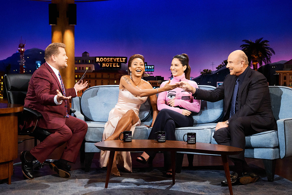 Mel B, James Corden, Olivia Munn, Dr. Phil