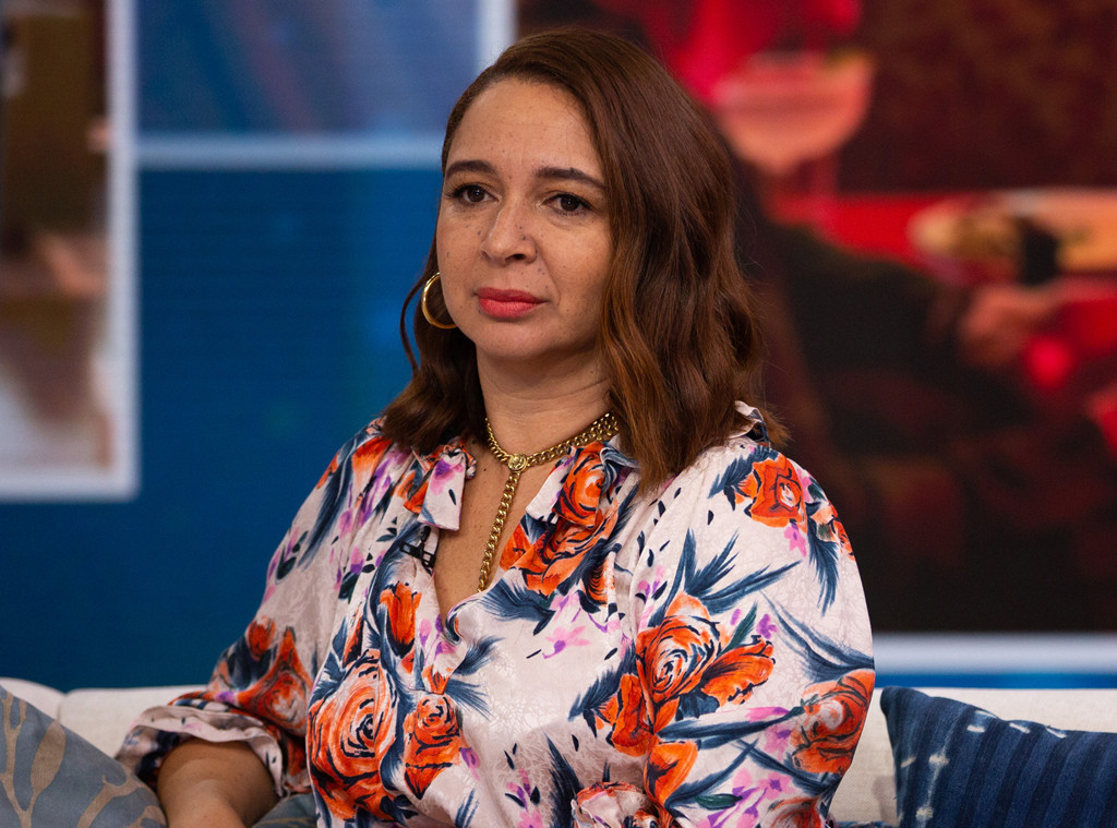 Maya Rudolph Recalls the Pain of Losing Her Mom at a Young