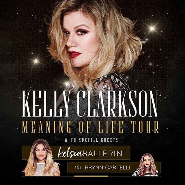 Kelly Clarkson, Meaning of Life Tour