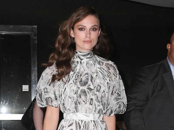 You Wouldn't Believe Which Pop Star Keira Knightley Gets Mistaken For