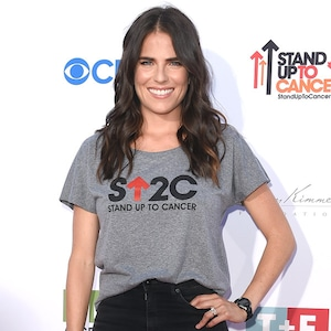 Karla Souza, Stand Up To Cancer 2018