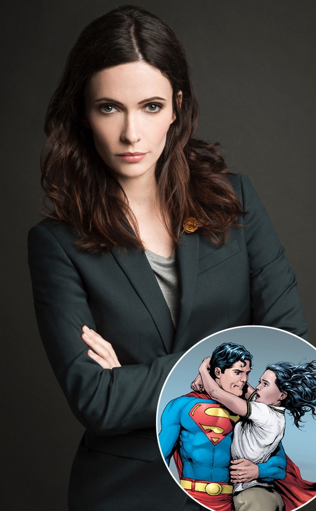 """Elizabeth Tulloch Wins the Part -  The iconic role of reporter Lois Lane goes to Elizabeth """"Bitsie"""" Tulloch, who most fans will know from the NBC show  Grimm . She'll play opposite to Tyler Hoechlin  as Clark Kent/Superman."""