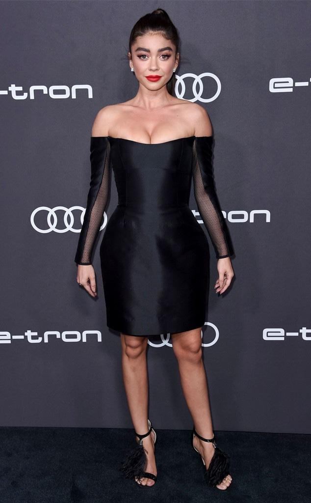 Sarah Hyland, Pre-Emmys Party
