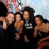 Kourtney Kardashian and Luka Sabbat Party and Dine Together