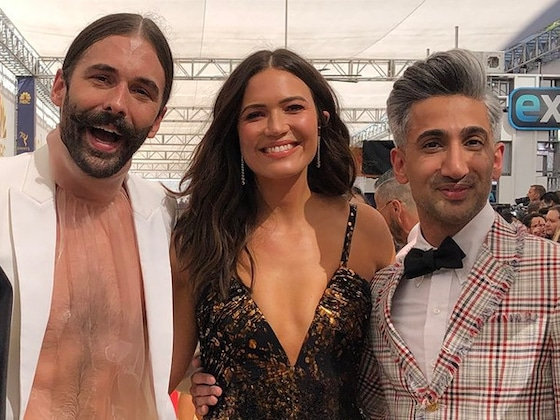 <i>Queer Eye</i>'s Fab 5 Mingled With Some Incredible Celebs at the 2018 Emmys