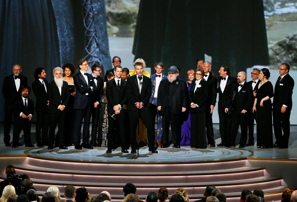 Game of Thrones, 2018 Emmys, 2018 Emmy Awards, Winners