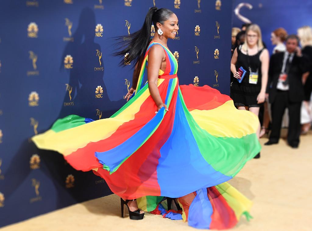 ESC: 2018 Emmy Awards, Tiffany Haddish