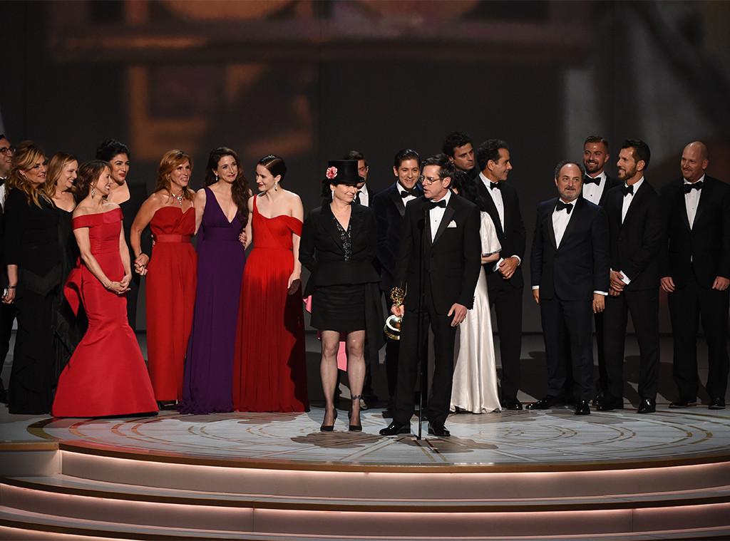 The Marvelous Mrs. Maisel, 2018 Emmys, 2018 Emmy Awards, Winners