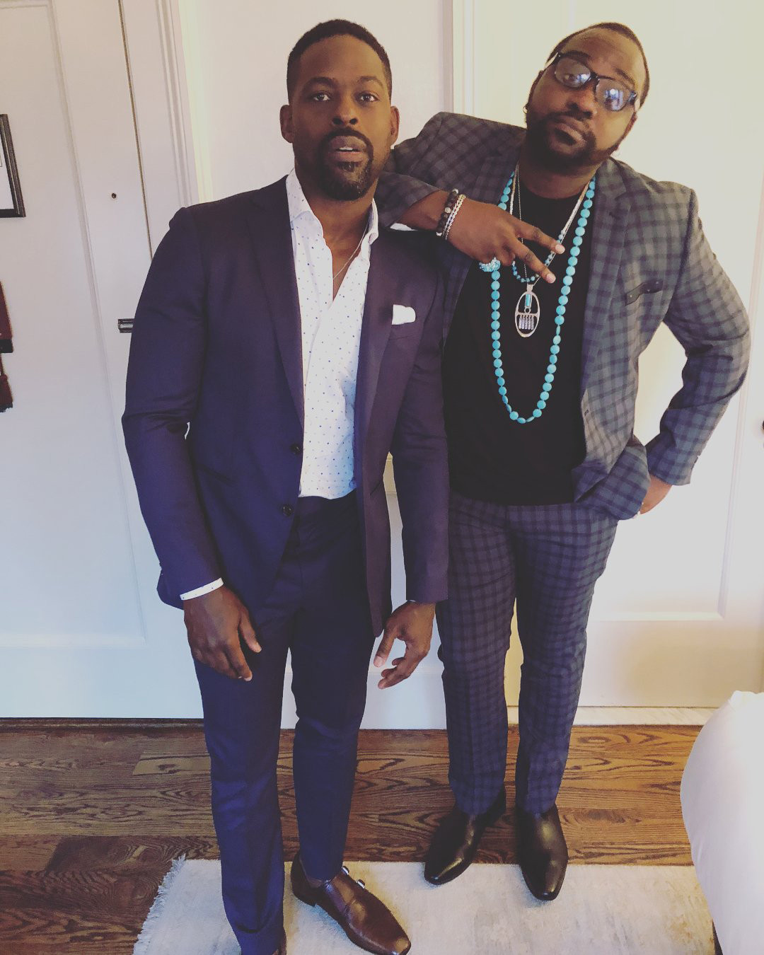 Sterling K Brown, Bryan Tyree Henry, Emmy Awards