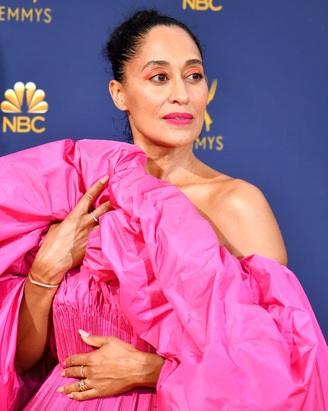 ESC: Emmy Awards 2018, Best Beauty, Tracee Ellis Ross
