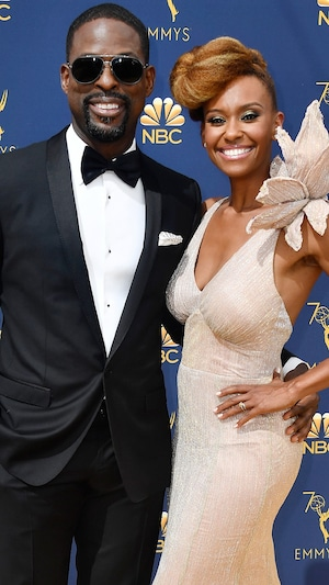 Sterling K. Brown, Ryan Michelle Bath, 2018 Emmys, 2018 Emmy Awards, Couples