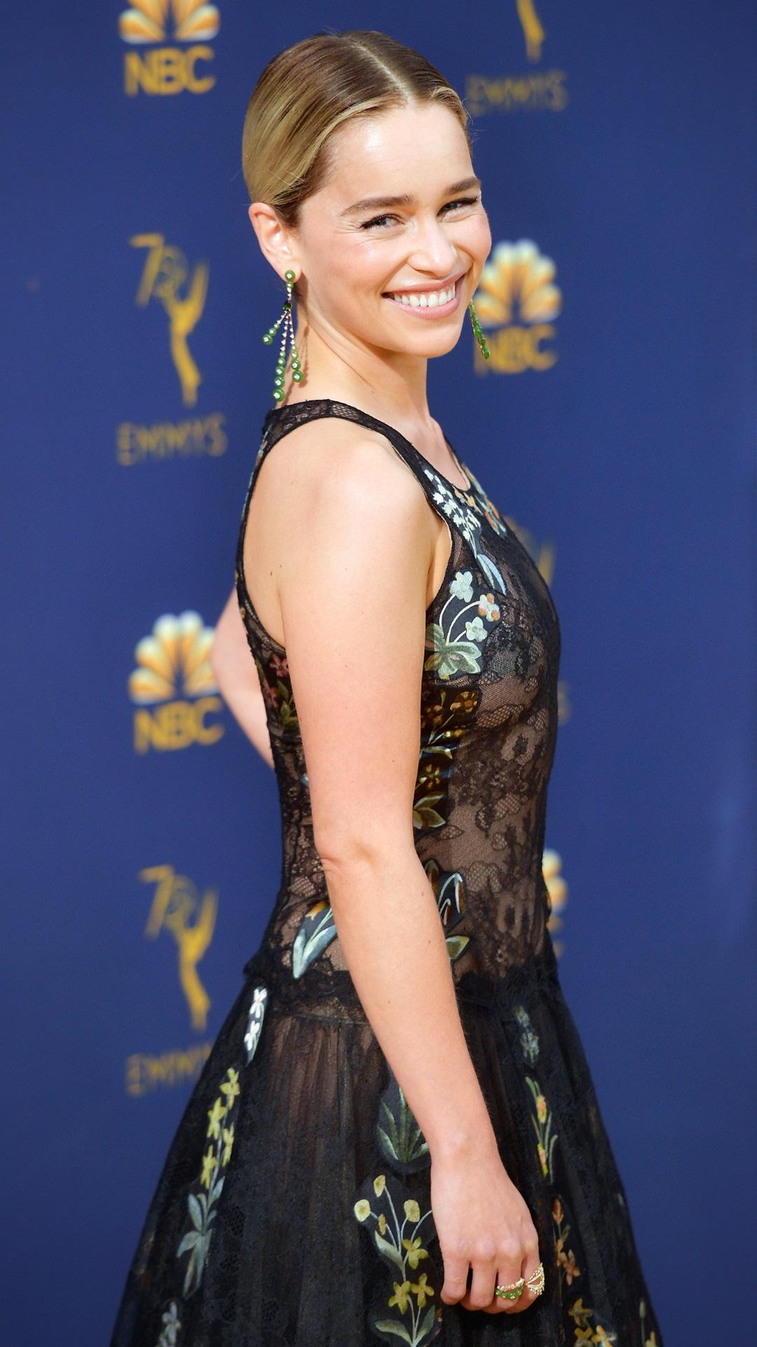 ESC: 2018 Emmy Awards, Emilia Clarke