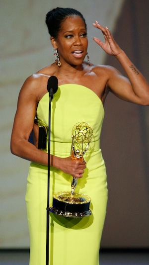 Regina King, 2018 Emmys, 2018 Emmy Awards, Winners