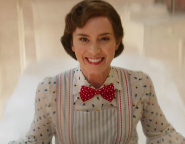 Emily Blunt Brings Magic in the Mary Poppins Returns Trailer