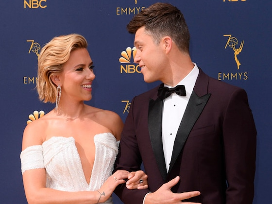 Why Scarlett Johansson Has Found Her Forever Match in Colin Jost