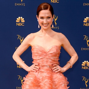 Ellie Kemper, 2018 Emmys, 2018 Emmy Awards, Red Carpet Fashions