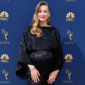 Yvonne Strahovski, 2018 Emmys, 2018 Emmy Awards, Red Carpet Fashions