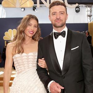 Jessica Biel, Justin Timberlake, 2018 Emmys, 2018 Emmy Awards