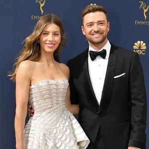 Jessica Biel, Justin Timberlake, 2018 Emmys, 2018 Emmy Awards, Couples