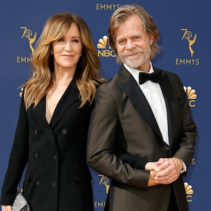 Felicity Huffman, William H. Macy, 2018 Emmys, 2018 Emmy Awards, Couples