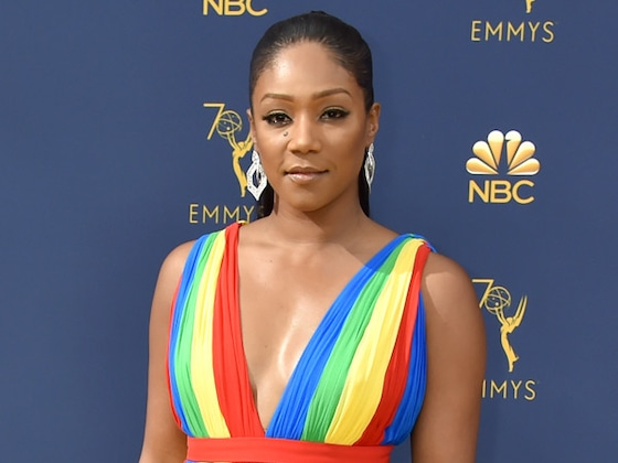 Why Tiffany Haddish Wants to Keep Her Emmy Award in Her Bed