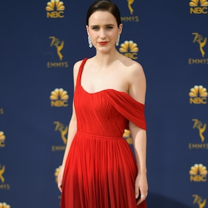 Rachel Brosnahan, 2018 Emmys, 2018 Emmy Awards, Red Carpet Fashions