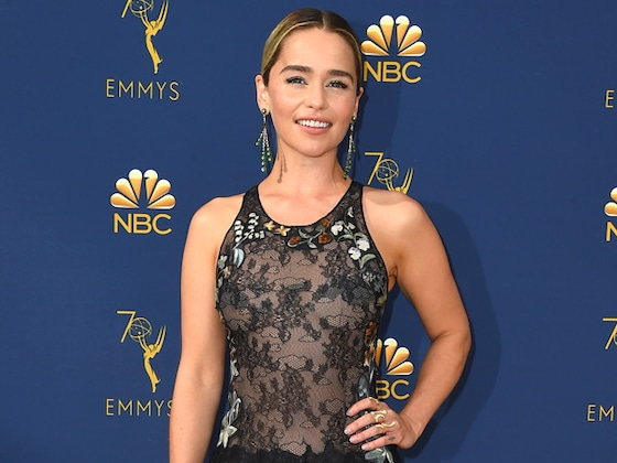 Emilia Clarke Says the Week After <i>Game of Thrones</i> Ended Was Like Going Through an &quot;Existential Crisis&quot;