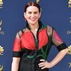 Megan Mullally, 2018 Emmys, 2018 Emmy Awards, Red Carpet Fashions