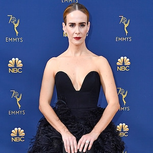 Sarah Paulson, 2018 Emmys, 2018 Emmy Awards, Red Carpet Fashions