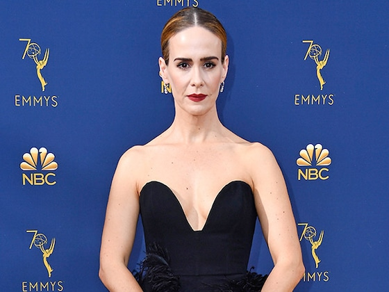 The One Thing Sarah Paulson Stole From the <i>American Horror Story: Apocalypse</i> Set Will Warm Your Heart