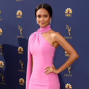 Thandie Newton, 2018 Emmys, 2018 Emmy Awards, Red Carpet Fashions