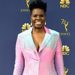 Leslie Jones, 2018 Emmys, 2018 Emmy Awards, Red Carpet Fashions