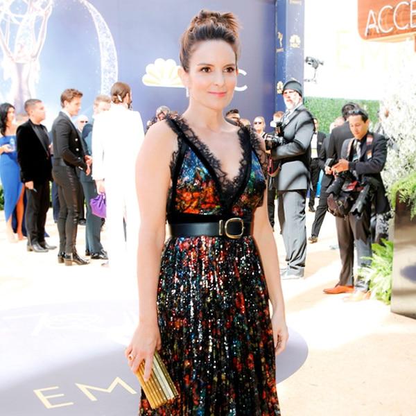 ESC: 2018 Emmy Awards, Tina Fey