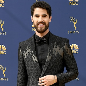 Darren Criss, 2018 Emmys, 2018 Emmy Awards, Red Carpet Fashions