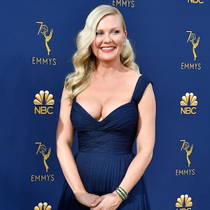 Kirsten Dunst, 2018 Emmys, 2018 Emmy Awards, Red Carpet Fashions
