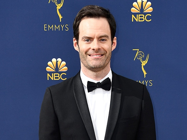 Bill Hader Praises <i>Barry</i> Co- Creator After Winning Lead Actor in a Comedy Series