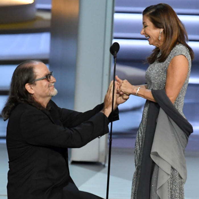 OMG There Was Just A Proposal Onstage At The 2018 Emmys