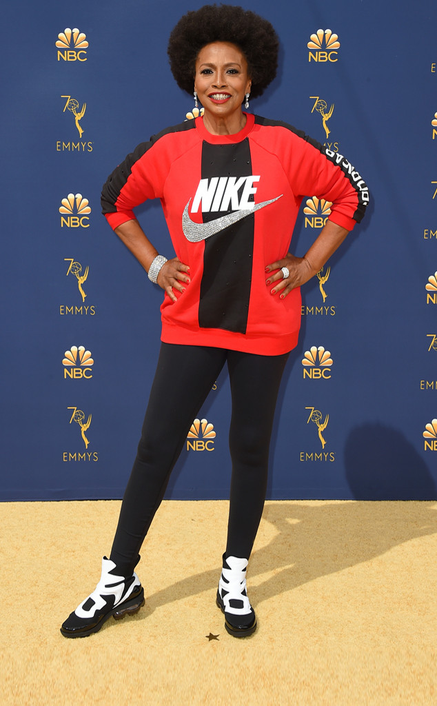 Jenifer Lewis, 2018 Emmys, 2018 Emmy Awards, Red Carpet Fashions