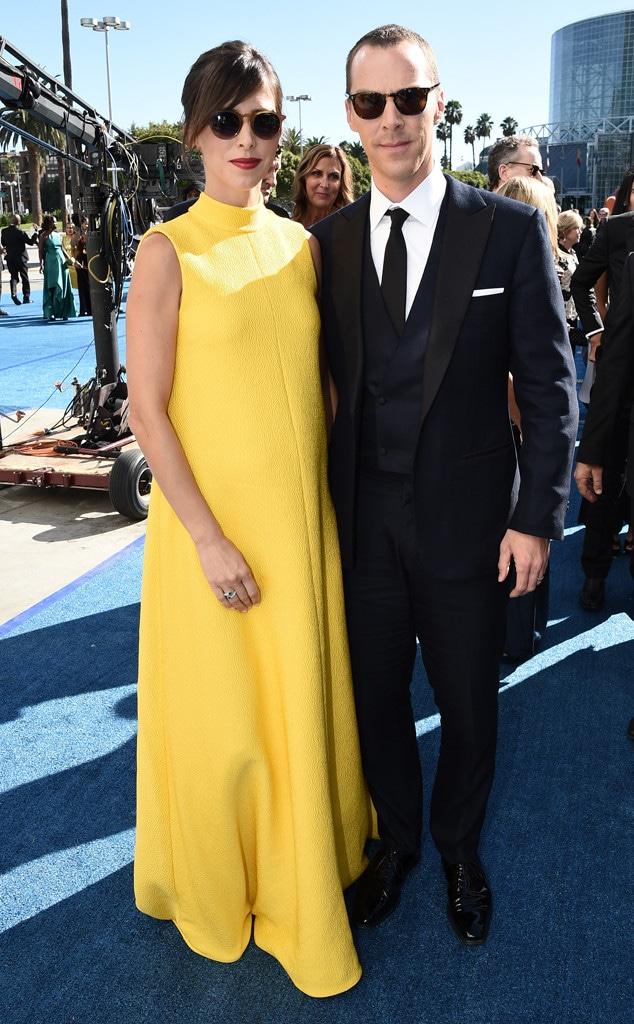 Sophie Hunter, Benedict Cumberbatch, 2018 Emmys, 2018 Emmy Awards