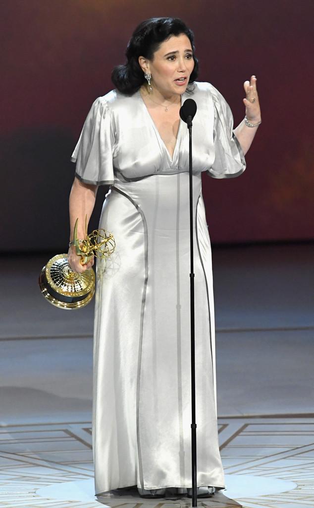 Alex Borstein, 2018 Emmys, 2018 Emmy Awards, Winners