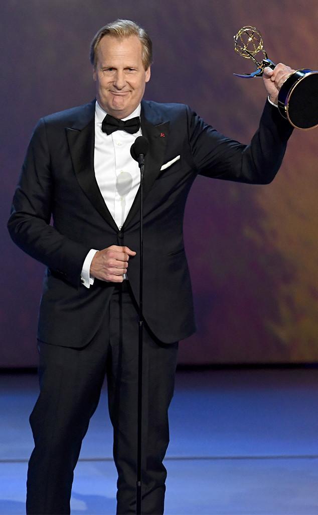 Jeff Daniels, 2018 Emmys, 2018 Emmy Awards, Winners