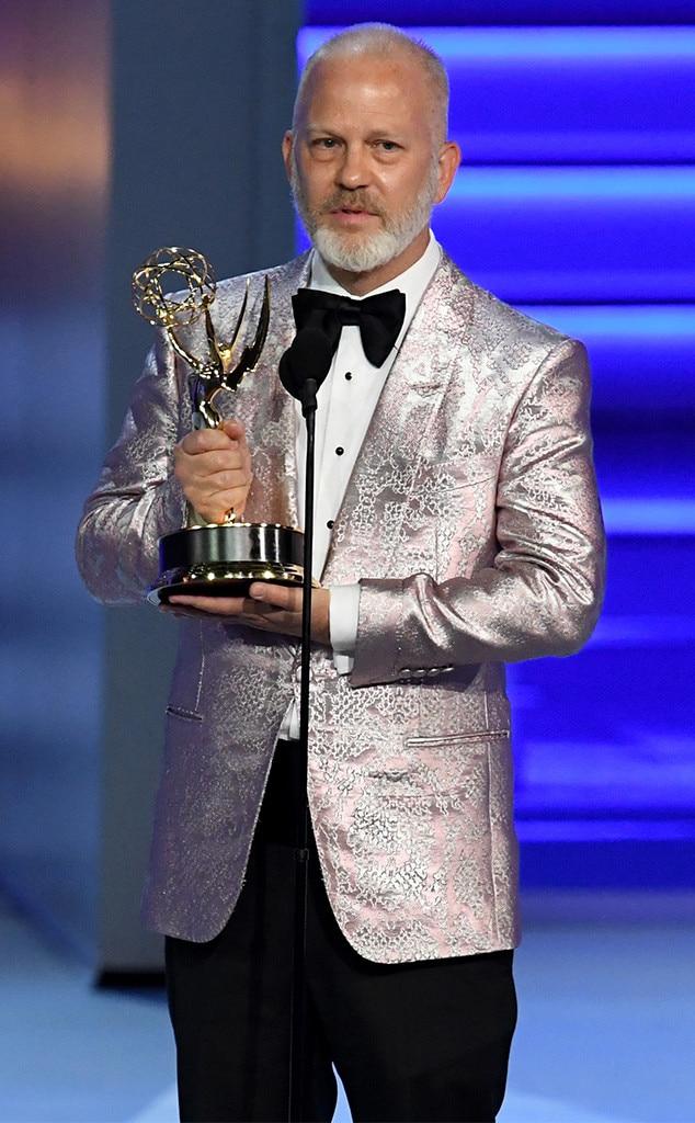 Ryan Murphy, 2018 Emmys, 2018 Emmy Awards, Winners