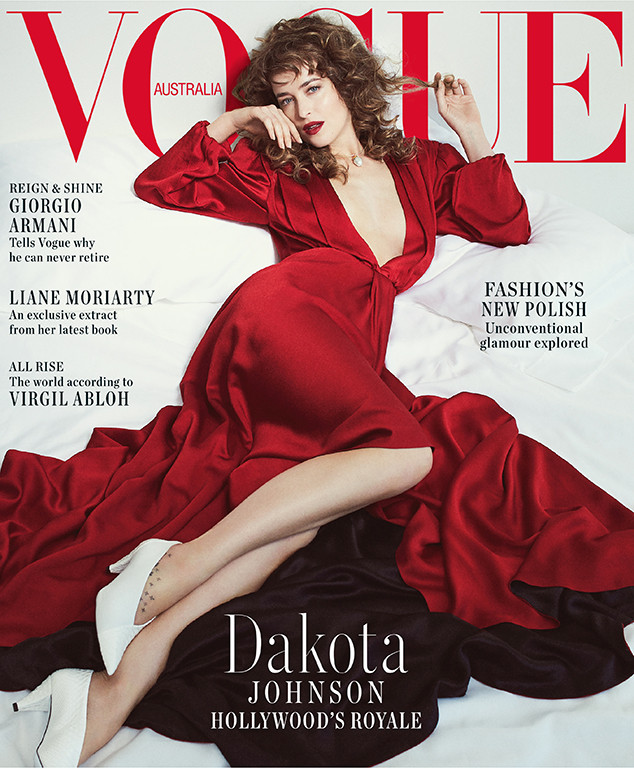 Dakota Johnson, Vogue Australia