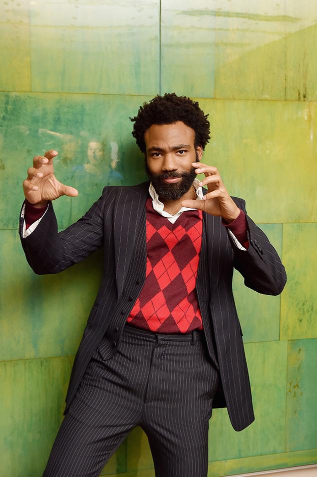 Donald Glover, 2018 Emmys Parties