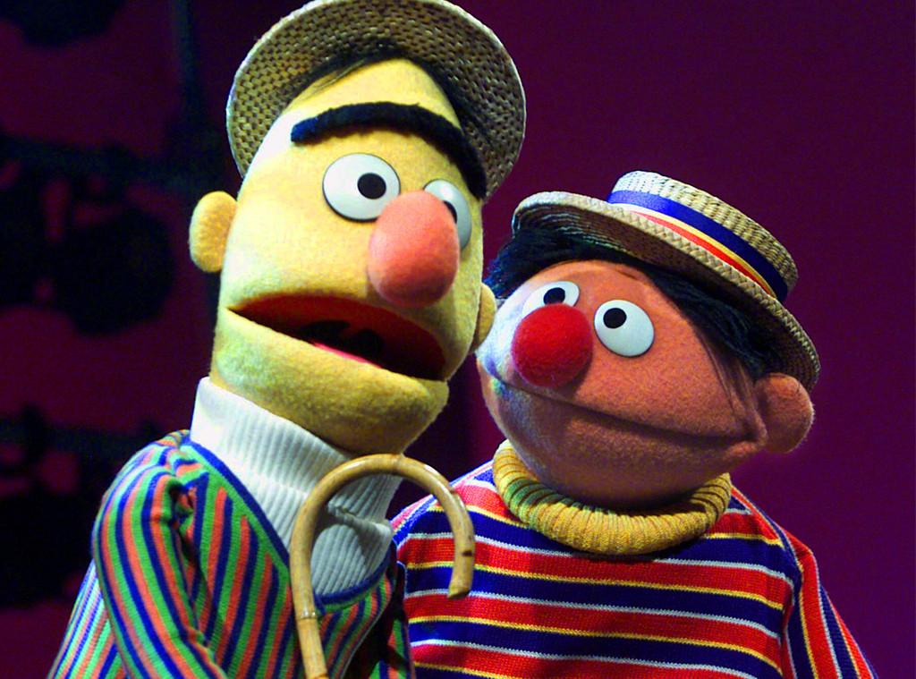 Bert, Ernie, Sesame Street
