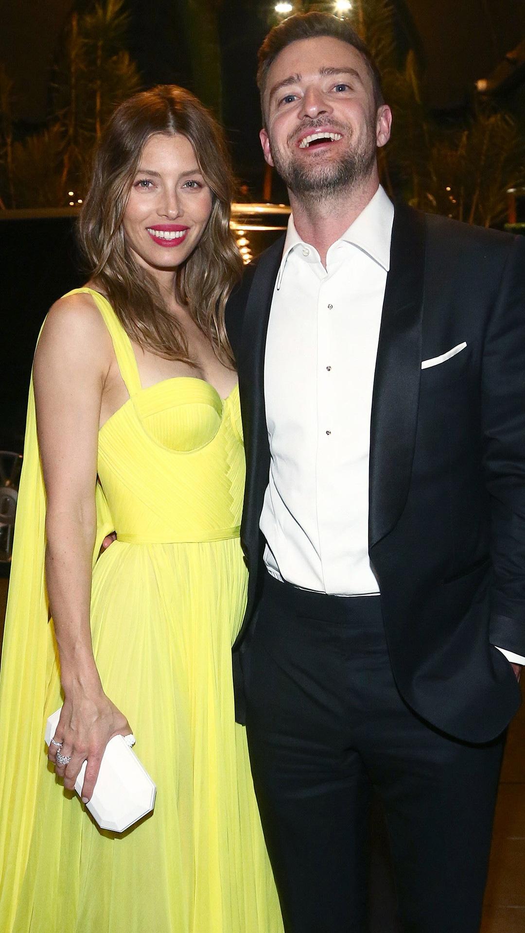 Jessica Biel, Justin Timberlake, 2018 Emmy After Party Pics