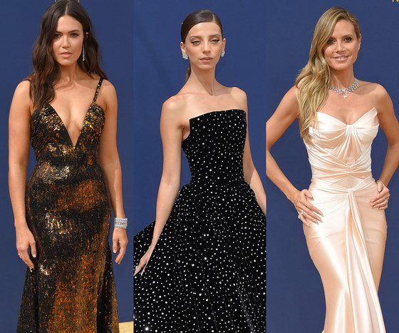 Outfits destacados Emmys 2018