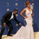 Emmy Awards 2018 : les stars prises sur le vif