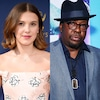 Tracy Morgan Introduces Millie Bobby Brown to Bobby Brown at the 2018 Emmys